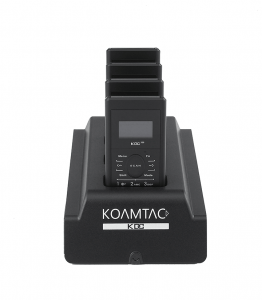 Bluetooth barcode scanner KDC350 Charging cradle 4-slot Android iOS Windows iPad, iPhone, iPod touch, Galaxy