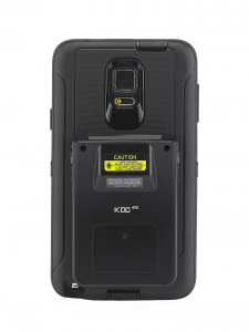 Bluetooth barcode scanner KDC410 Galaxy Note4 Android