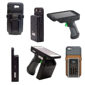 KOAMTAC RFID mPOS Pistol Grip Extended Battery Companions for KDC470 KDC475 Bluetooth Barcode Scanner SmartSled