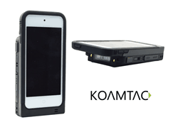 Apple iPod Touch iPhone7 iPhone8 SmartSled Bluetooth Barcode Scanner RFID Reader KOAMTAC