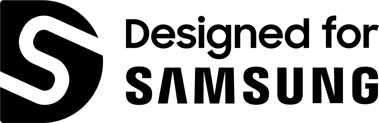 Designed For Samsung Logo