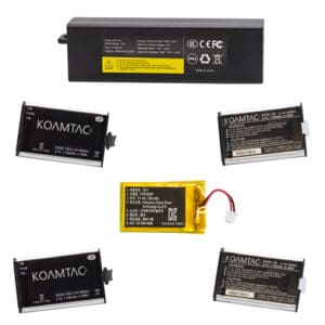 KOAMTAC Data Collector KDC Batteries