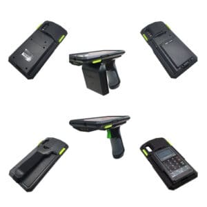 SKXPro SmartSled Barcode Scanner for Samsung Galaxy XCover Pro Companions