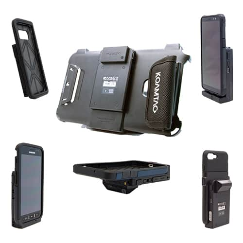KOAMTAC KDC Accessories SmartSled Cases for iPod iPhone iPad Samsung Galaxy Motorola Windows Kyocera