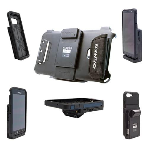 KOAMTAC KDC Accessories SmartSled Cases for iPod iPhone iPad Samsung Galaxy Motorola Windows Kyocera